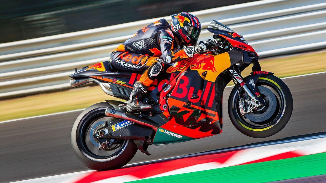 Brad Binder KTM RC16 MotoGP 2020