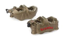 Brembo Bremssattel GP4-rr