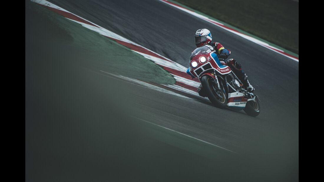 Bridgestone Battlax Classic Racing CR11.