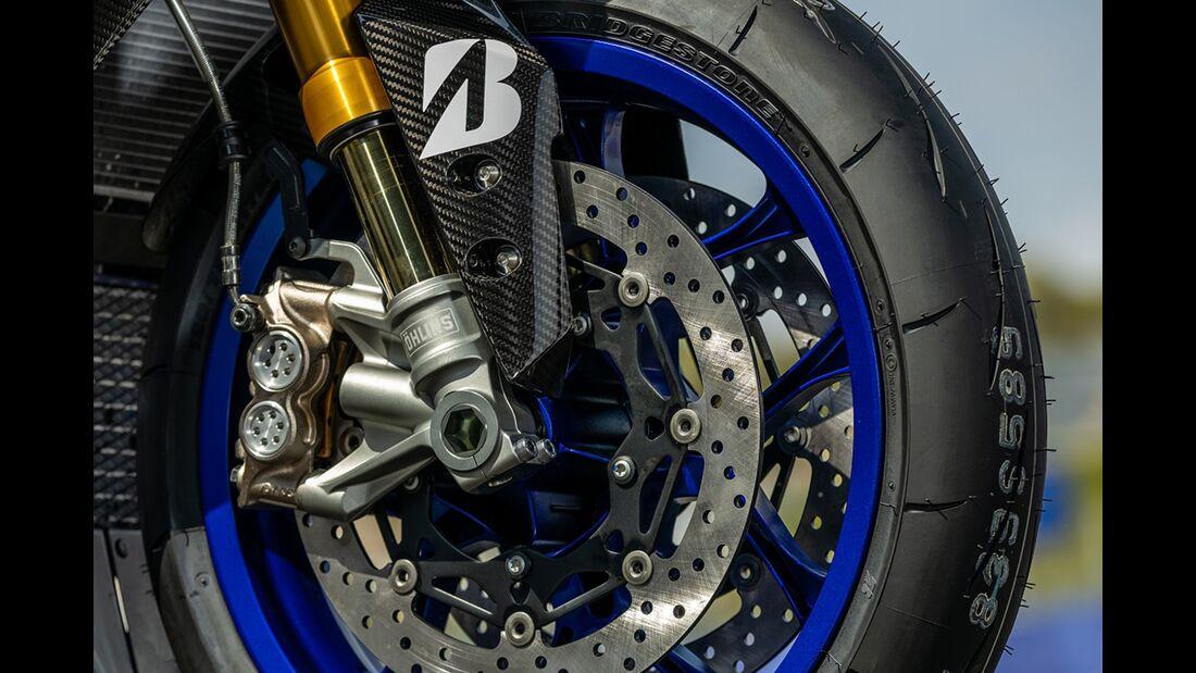 Bridgestone Battlax Racing Street RS11.