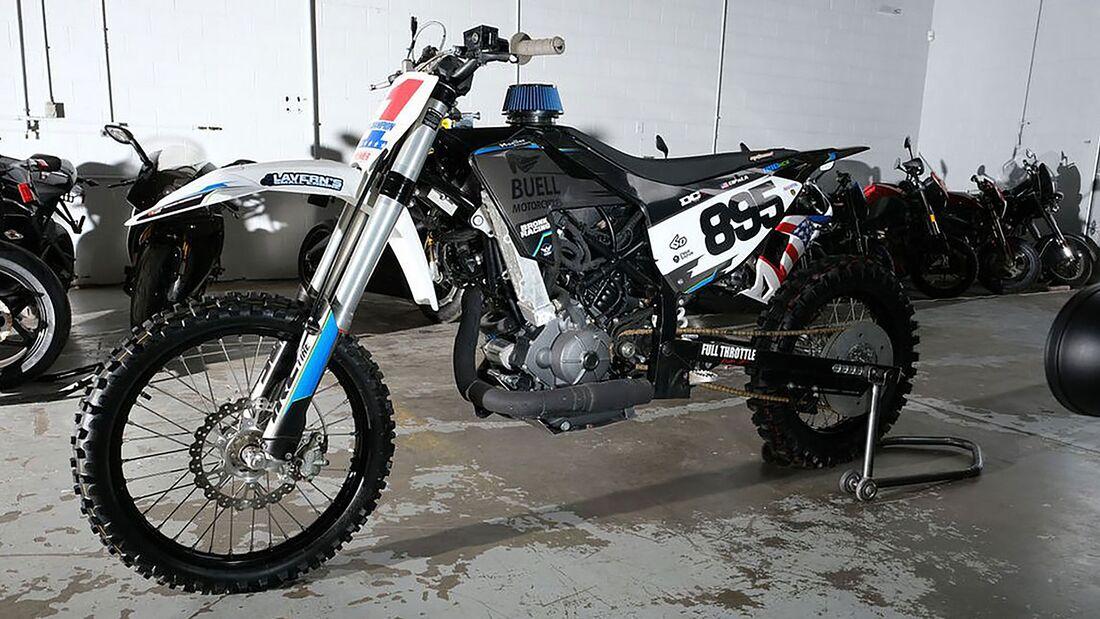 Buell 1190 HCR