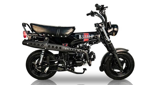 Bullit Heritage 50 (Black).