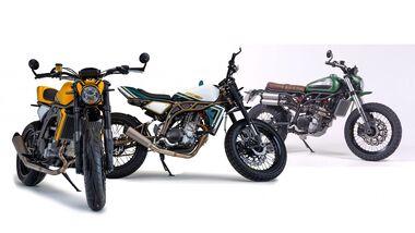 CCM Motorcycles Spitfire-Baureihe