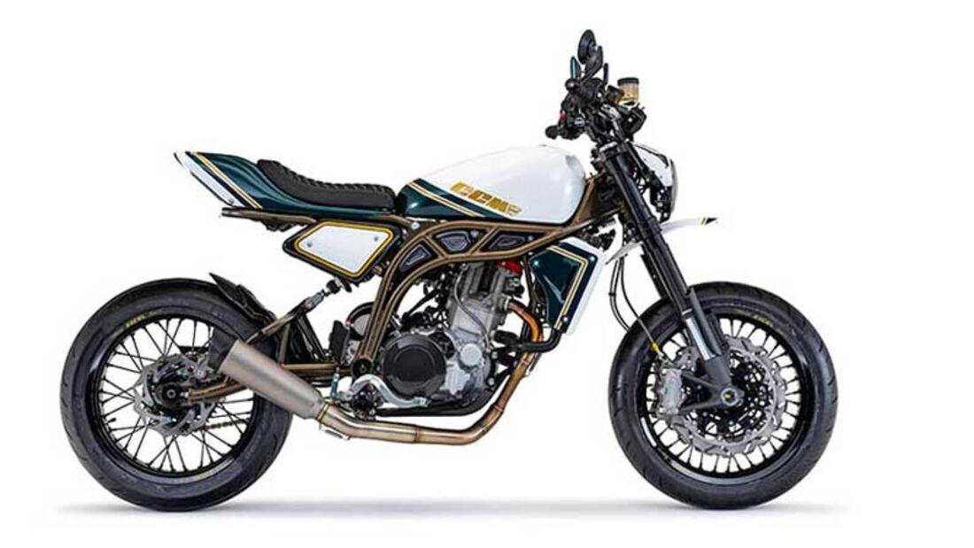 CCM Street Moto