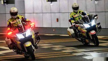 CF Moto 1250 J Polizeimotorrad China