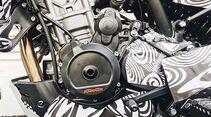 CF Moto MT800 Erlkönig