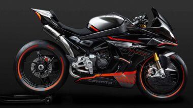 CF Moto Modena 40 SR Vision Concept