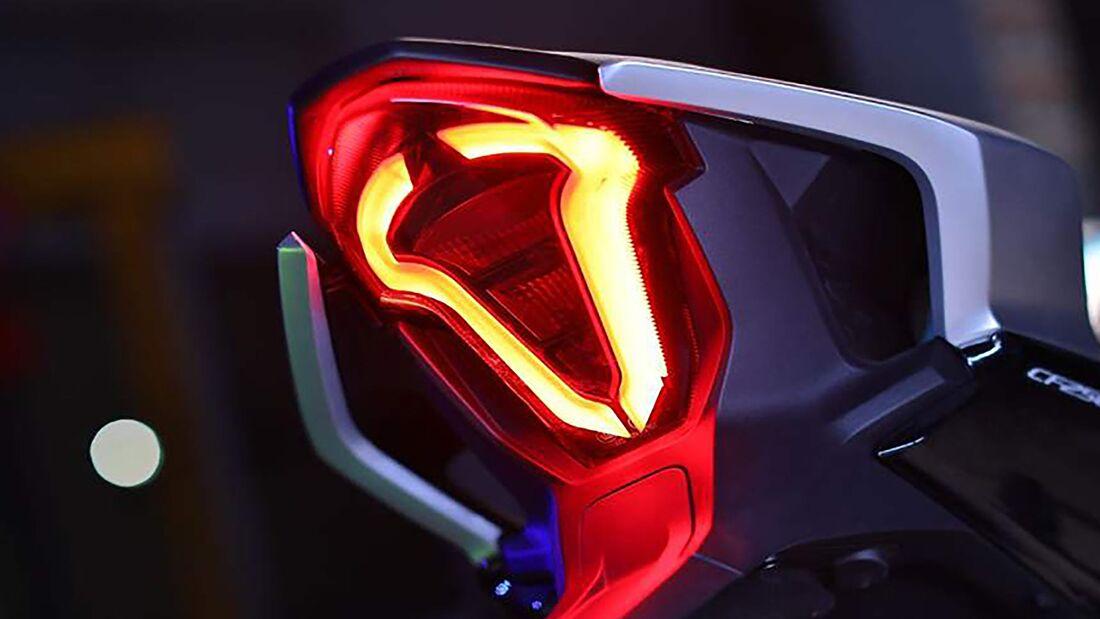CF Moto 300 SR: Bonsai-Supersportler nur für Asien