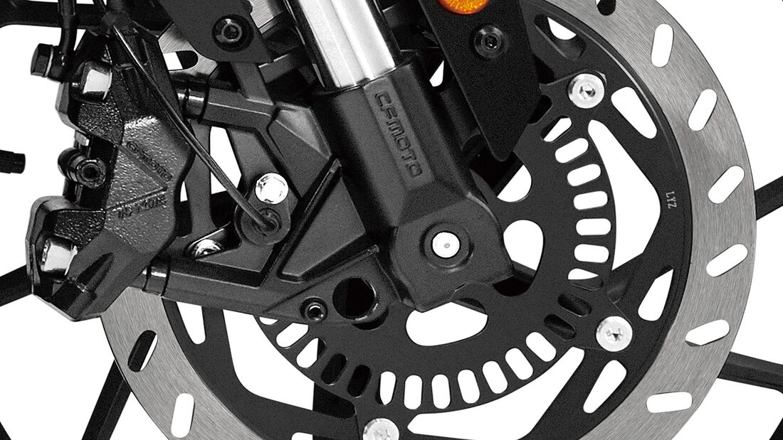 CF Moto 300 SR: Bonsai-Supersportler nicht für Deutschland