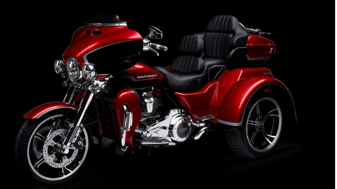 CVO Trike 2021