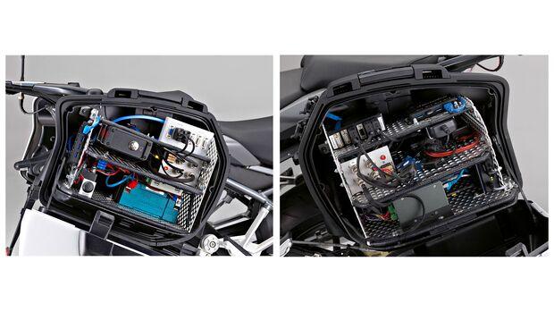 Car-to-Bike-Kommunikation Sicherheitskampagne 2021
