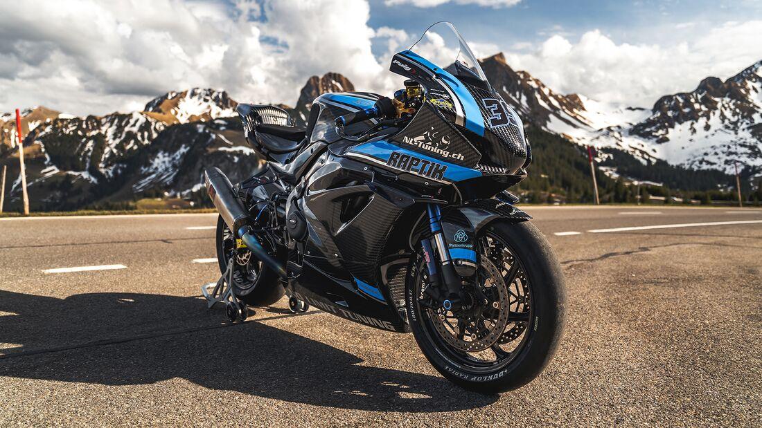 Carbon Suzuki GSX-R 1000 R von Raptik.