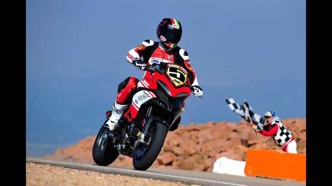 Carlin Dunne Ducati Multistrada