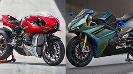 Concept-Bikes von Jakusa Design.