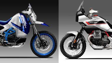 Concept-Bikes von Oberdan Bezzi.