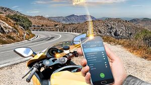 Continental Connected Services EICMA
