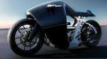 Custombike Bandit 9 Triumph