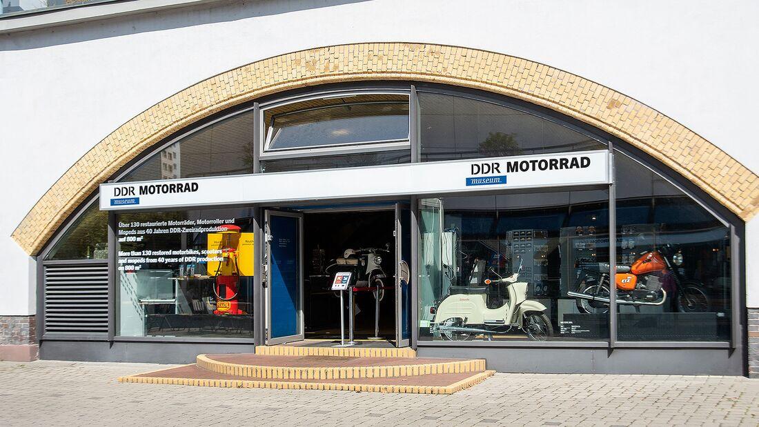 DDR Museum Motorrad Berlin