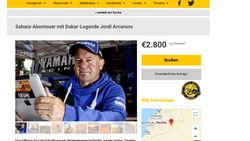 Dakar-Profi Jordi Arcarons