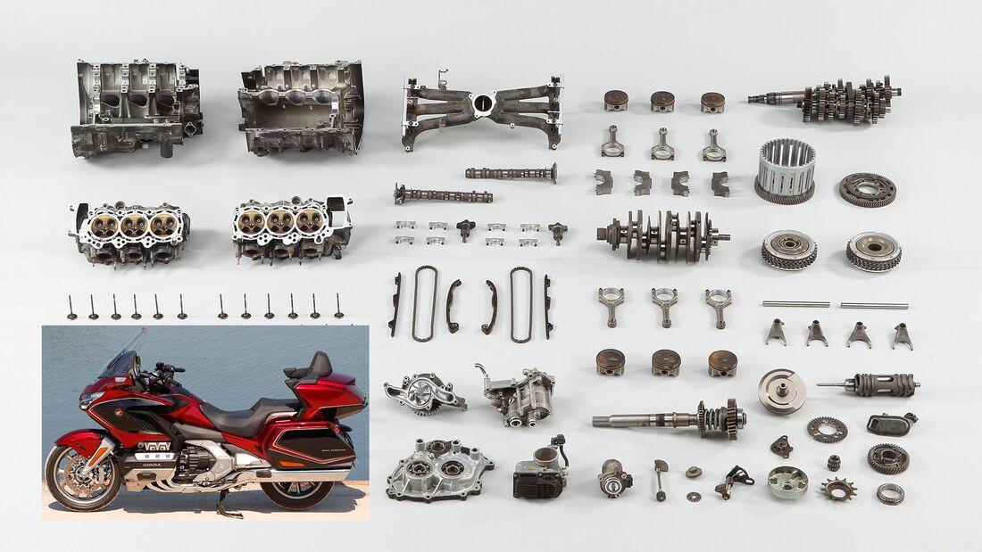 Dauertest Honda Gold Wing GL 1800