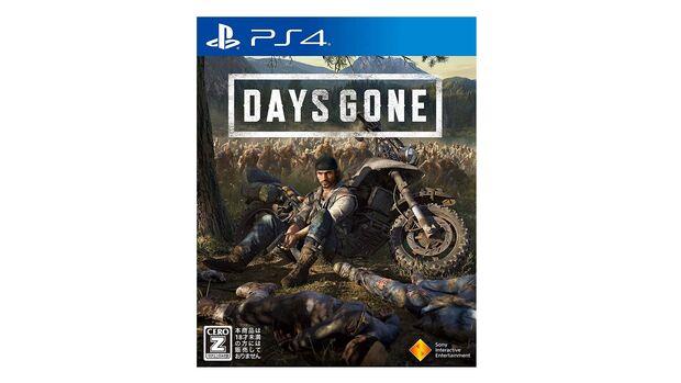 Days Gone.