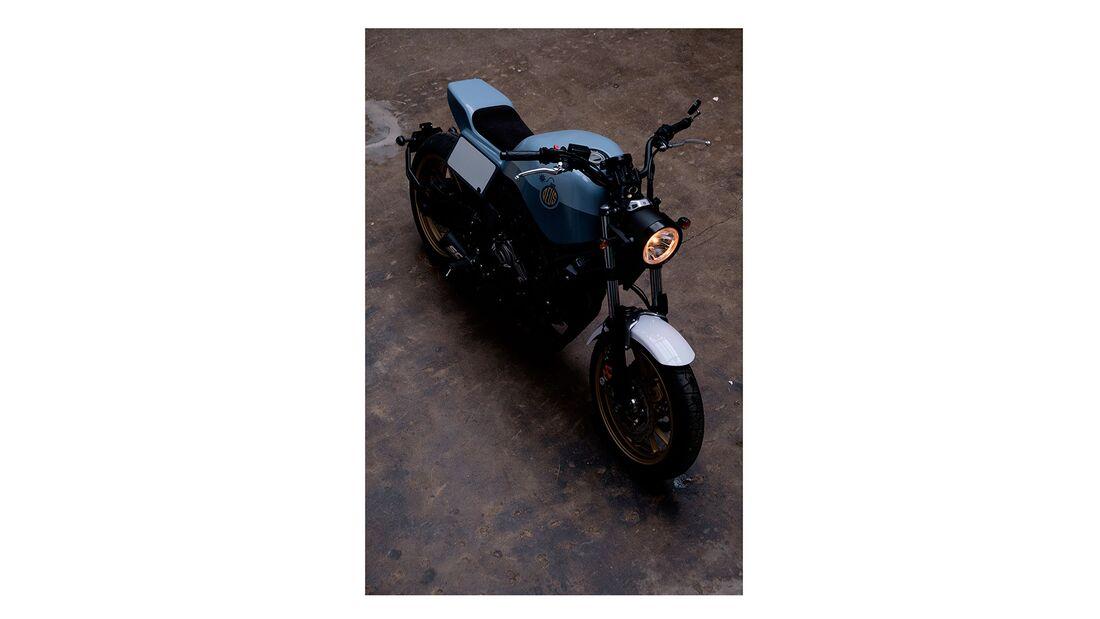 Deus Ex Machina la Bombe Umbau-Kit Yamaha XSR 703
