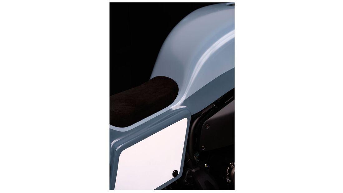 Deus Ex Machina la Bombe Umbau-Kit Yamaha XSR 707