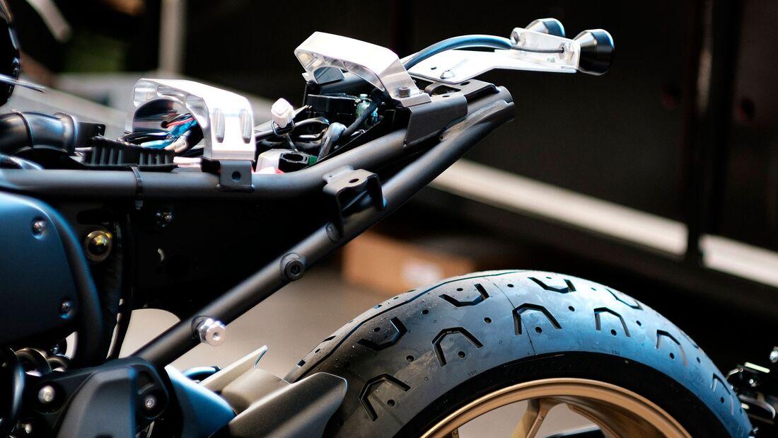 Deus Ex Machina la Bombe Umbau-Kit Yamaha XSR 709