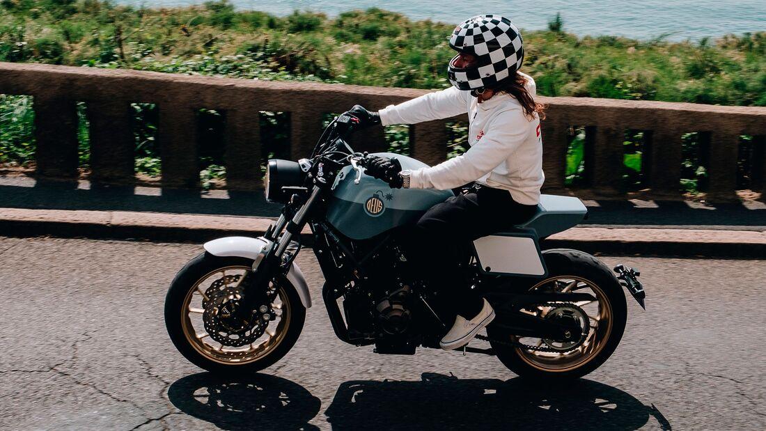 Deus Ex Machina la Bombe Umbau-Kit Yamaha XSR 712