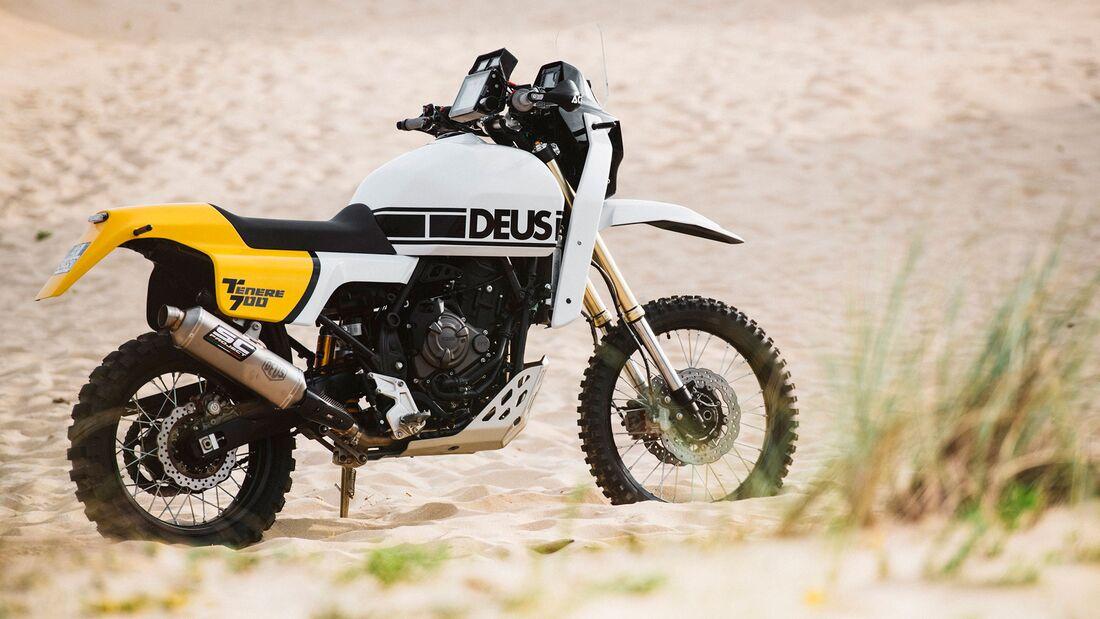 Deus Yamaha Tenere 700