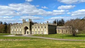 Donington Hall Mansion