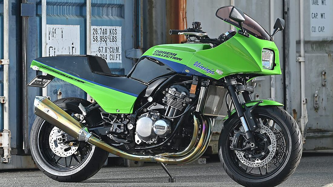 Doremi Collection Kawasaki GPZ 900R Nininja