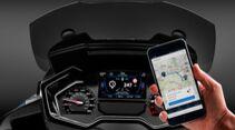 Dreiradroller Peugeot Metropolis 2020