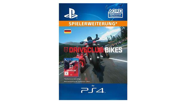 DriveClub Bikes.