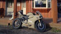 Ducati 1199 TerraCorsa von MotoCorsa.