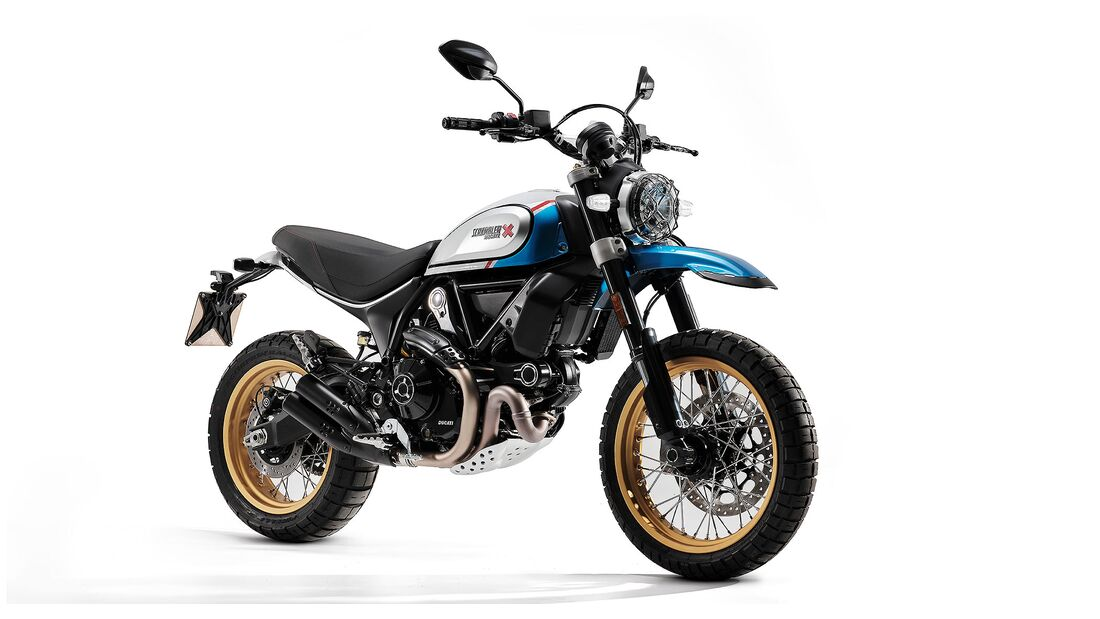 Ducati 800 Scrambler Modelljahr 2021