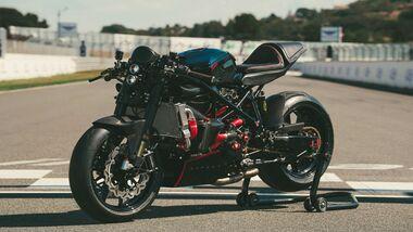 Ducati 999 Umbau Freeride Motos