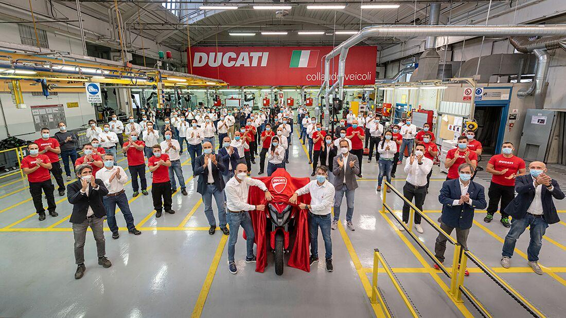Ducati Abstandsradar Multistrada 1200 V4