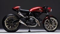 Ducati Custom Rumble