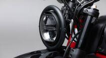 Ducati Desert Sled Hookie-Umbau Ducati Scorpion