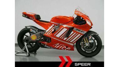 Ducati Desmosedici RR Stoner 2008