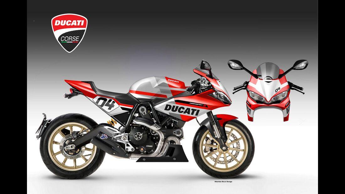 Ducati Desmospirit S Project.