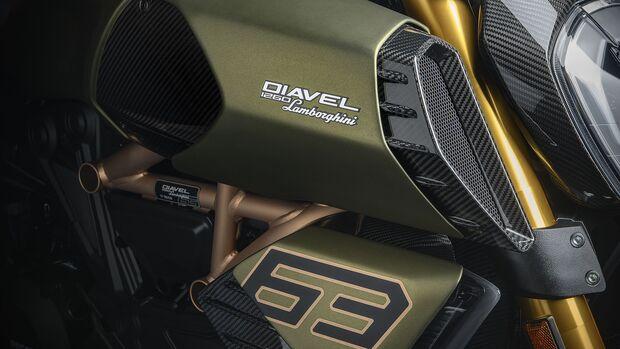 Ducati Diavel Lamborghini Sperrfrist
