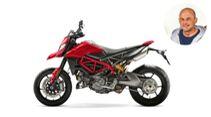 Ducati Hypermotard 950.