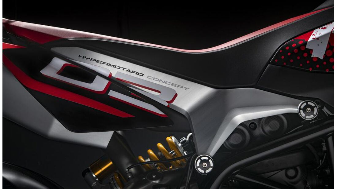 Ducati Hypermotard 950 Concept
