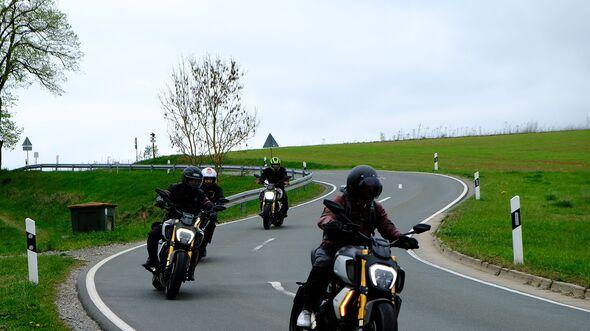 Ducati Leser-Experience 2019 Ducati Diavel 1260 S