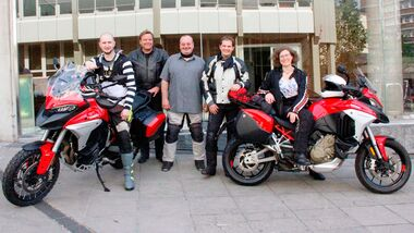 Ducati Leser Experience 2021 Multistrada V4