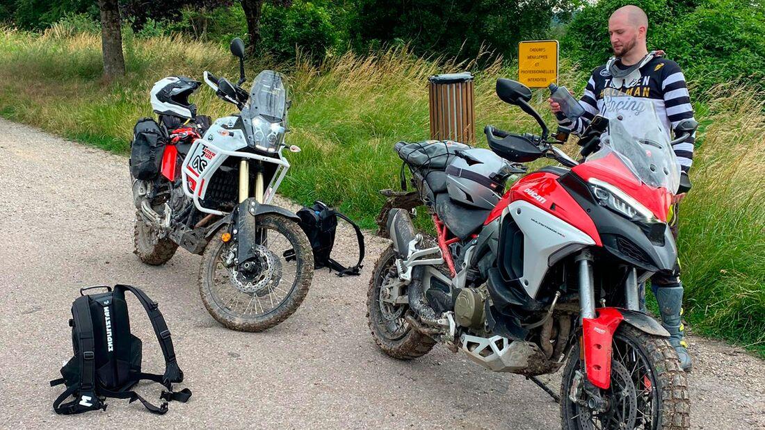 Ducati Leser Ride 2021 Experience Multistrada V4 S