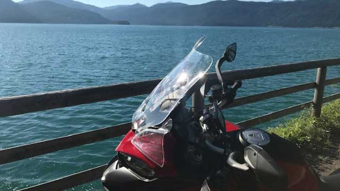 Ducati Leser Test 2021 Woche 3