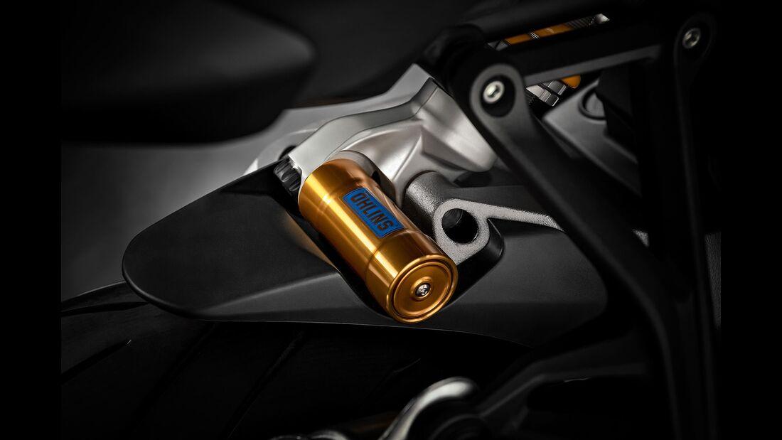 Ducati Monster 1200 S Black on Black 2020